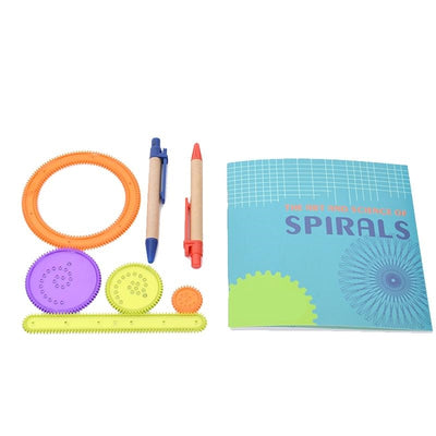 Velany™ Spirograph Classic Children Drawing Toys