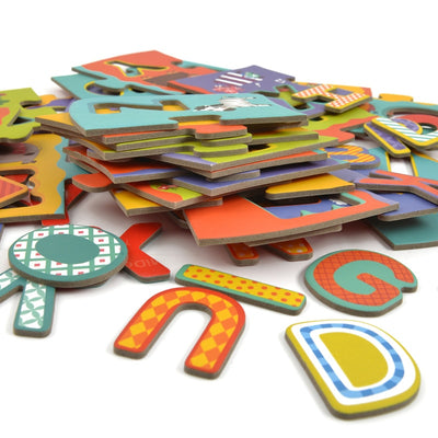 Velany™ Alphabet Cognition Paper Puzzle Toys