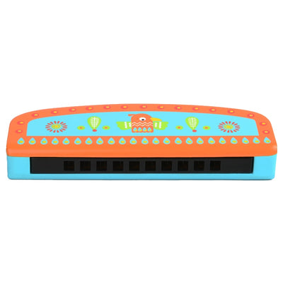 Velany™ Wooden Harmonica Kids Music Toy