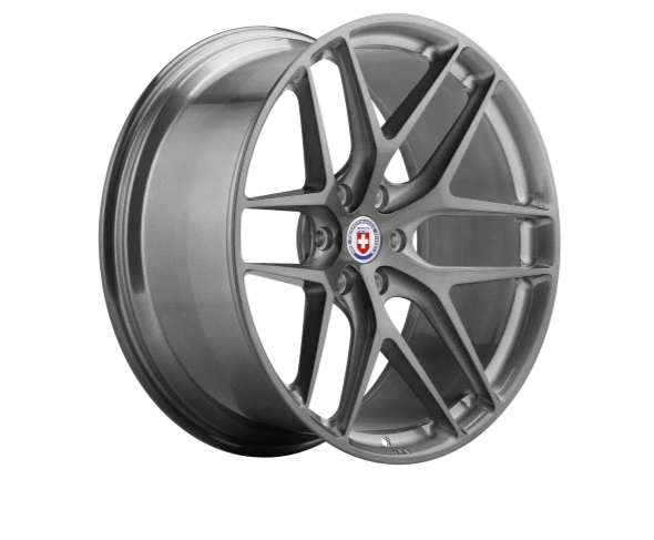 "HRE P161 20"" Forged Monoblok Wheels"