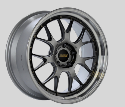 AR Signature Custom 20/21 In Staggered BBS LMR For Ferrari 458