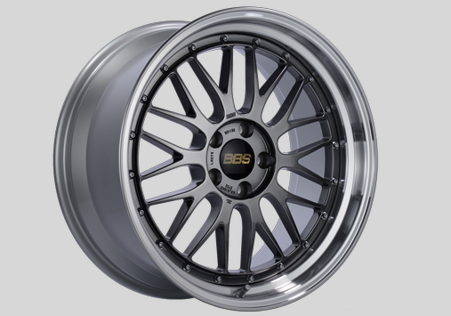 AR Signature Custom BBS LM For Mclaren 570S/570GT