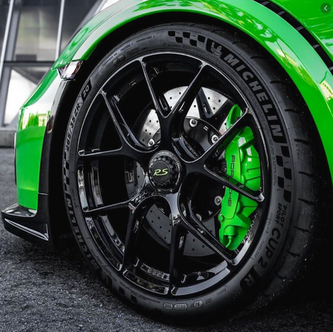 BBS FIR For 991 Porsche GT3RS/GT2RS