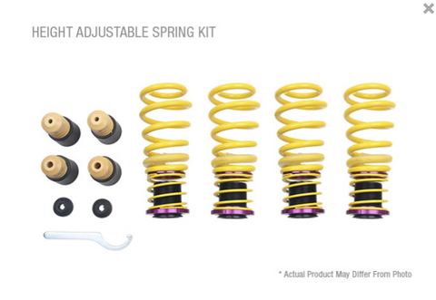 KW HAS Spring Kit Mercedes-Benz C300 / C450