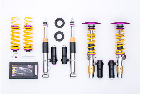 KW Suspension Clubsport 2 Way Coilovers E9X BMW M3 2008-2013