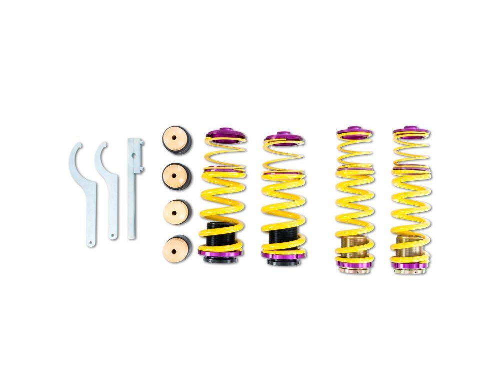 KW H.A.S. Coilover Spring Kit Mercedes-Benz C-Class AMG C63 | C63 S Coupe, Convertible (W205) 2017+