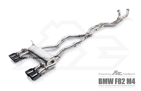 BMW F80/F82/F83 M3/M4 2014+ Fi Exhaust