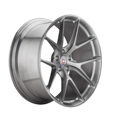 "HRE P101 21"" Forged Monoblok Wheel"