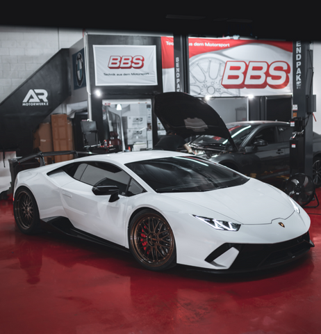 AR Signature Custom BBS LM For Lamborghini Huracan/Performante/Evo/Spyder