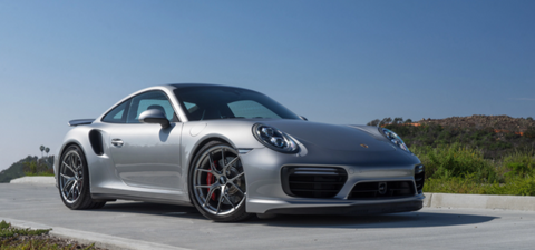 BBS FIR For 991 Porsche 911 Turbo/Turbo S 5-Lug