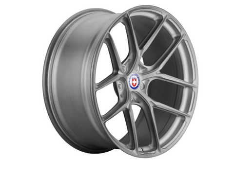 "HRE P104 21"" Forged Monoblok Wheel"