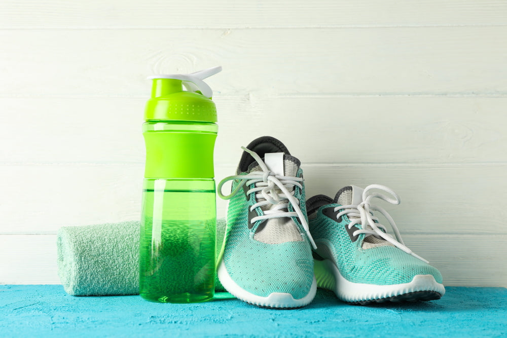 your diet and exercise