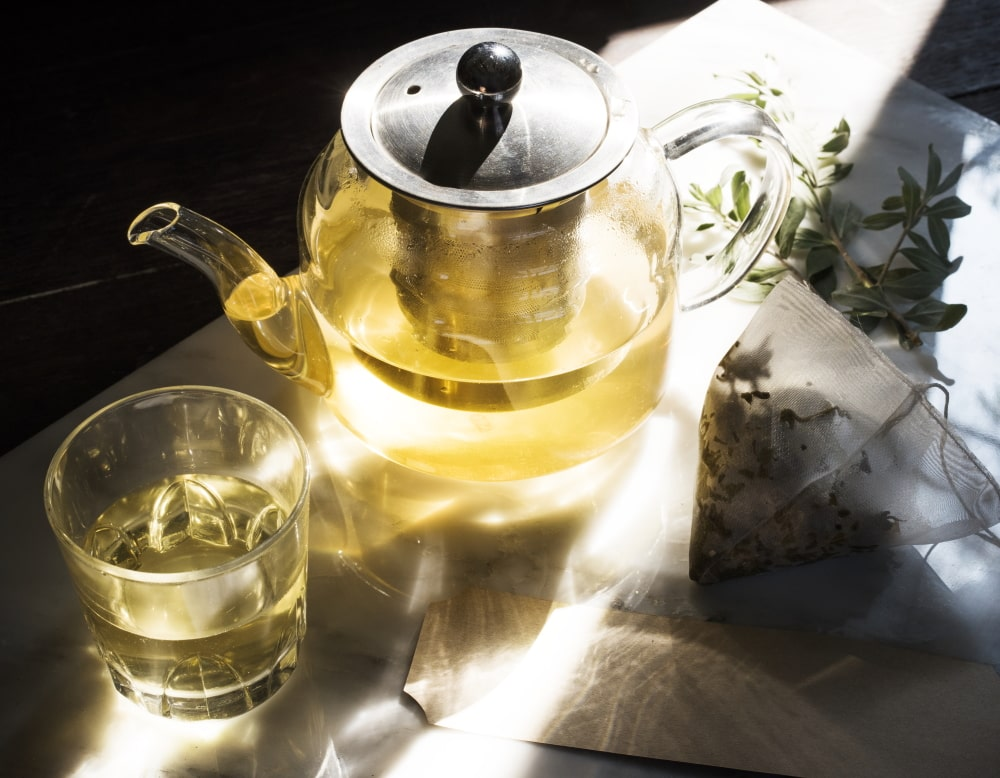teapot-with-healthy-green-tea