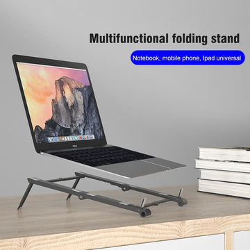 Portable Tablet and Phone Holder