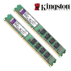 Kingston Memory ram ddr3 4GB 2GB 8Gb- PC3-10600 PC3-12800
