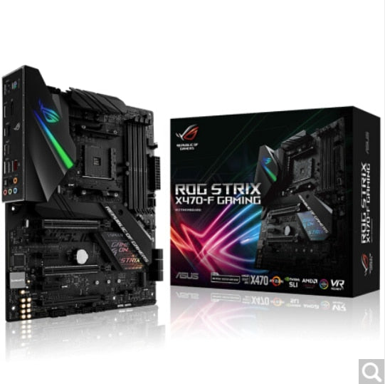 ASUS ROG STRIX X470-F GAMING motherboard X470 AM4 Gaming Board used original