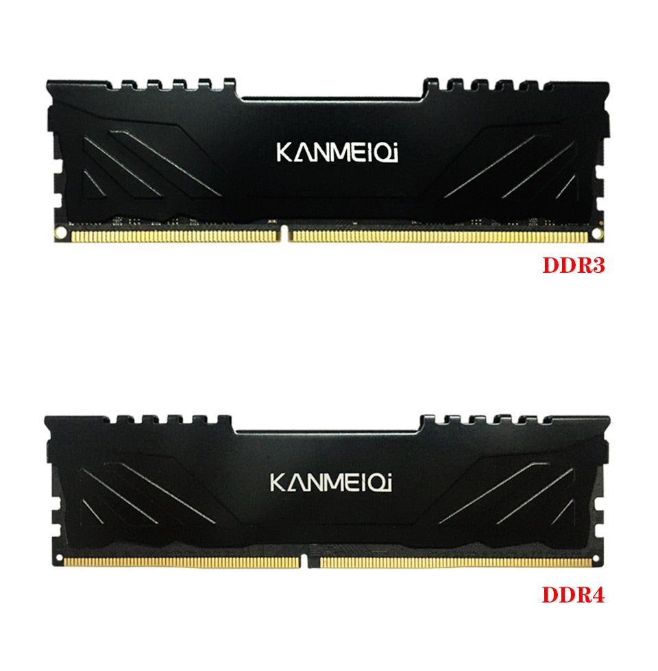 DDR3 RAM 4GB 8GB 1333 1600/1866mhz and 3200 2400/2666MHz Desktop