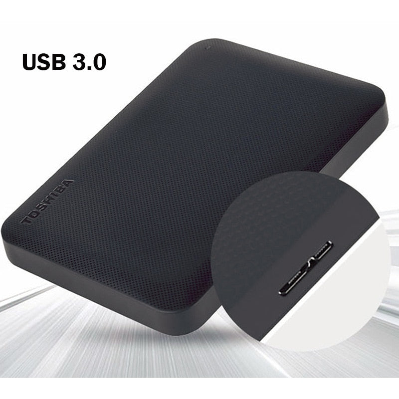 Portable External Hard Disk 4TB/2TB/1TB/500GB/320GB/250GB HDD 2.5'' USB 3.0