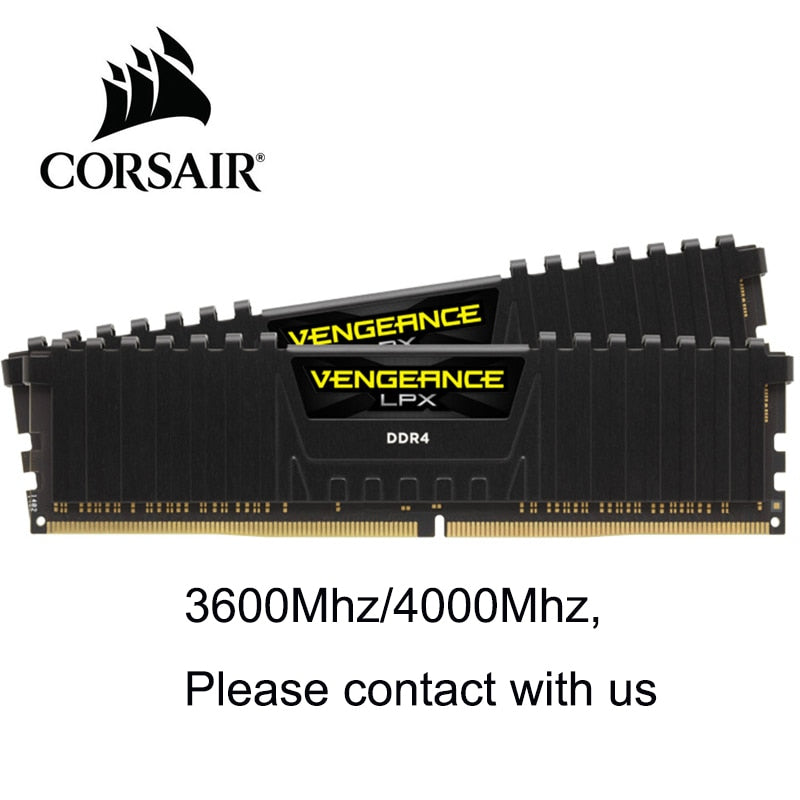 CORSAIR Vengeance LPX 8GB 16GB DDR4 PC4 2400Mhz 3000Mhz 3200Mhz