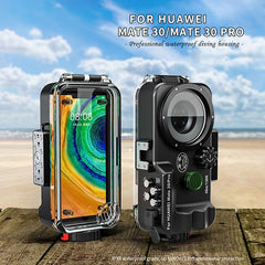 Seafrogs Diving Waterproof Housing Case For Huawei Mate 30/Mate 30 Pro