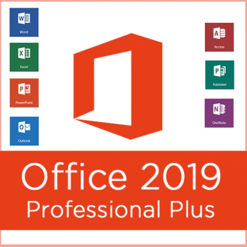 Microsoft Office 2019 Digital Key All Languages -GLOBAL LIFETIME