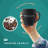Prebiotic Ground Coffee with Artichoke & Aloe Vera Extracts