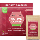 Active Instant Coffee with Black Currant extract and Coconut MCT oil