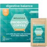 Probiotic Instant Coffee with Probiotic Active Cultures & Aloe Vera Extracts