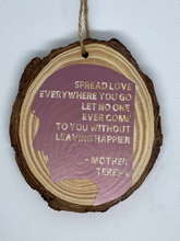 Load image into Gallery viewer, Women's Empowerment January Ornament