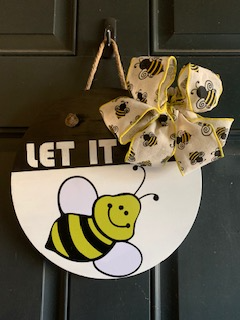 Let it Bee Sign