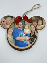 Load image into Gallery viewer, Custom Photo Ornament or Magnet