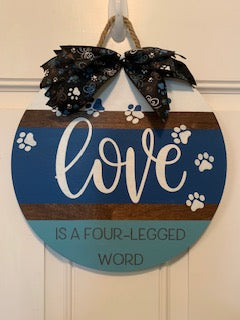 Love is a 4-legged word