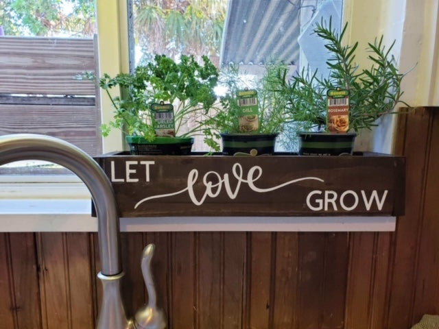 Let Love Grow Box