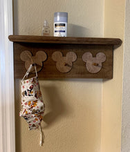 Load image into Gallery viewer, Mickey Entryway Shelf