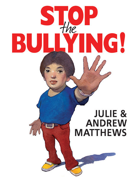Stop the Bullying Cover