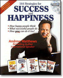 Strategies for Success and Happiness