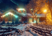 "Load image into Gallery viewer, ESCAPE GAME VR ""CHRISTMAS"""