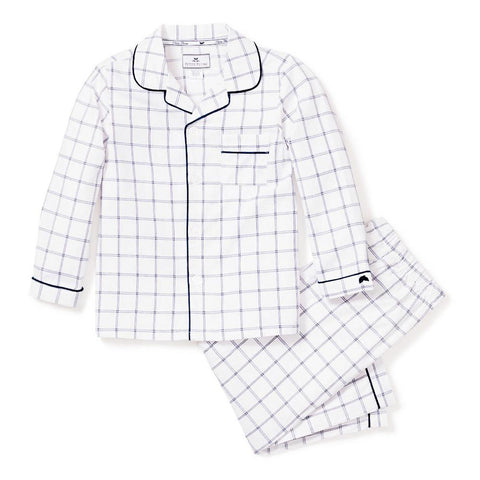 Nantucket Tattersall Pajama Set
