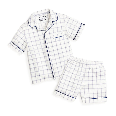 Nantucket Tattersall Classic Short Set