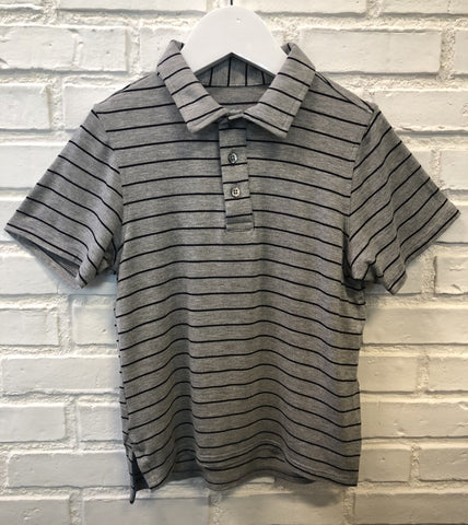 Boys Classic Striped Polo
