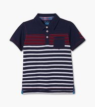 Cool Nautical Polo Tee