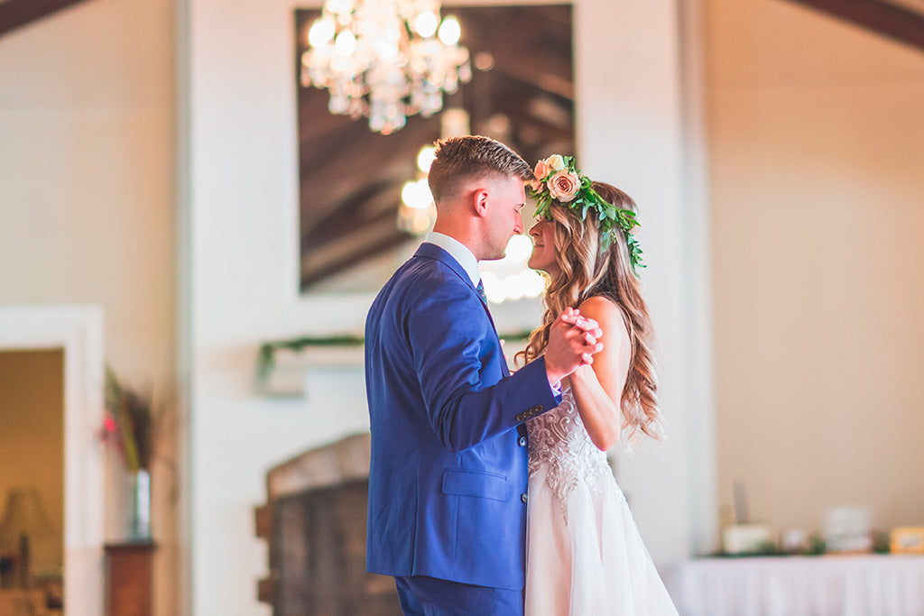 The best songs for the first dance at a wedding