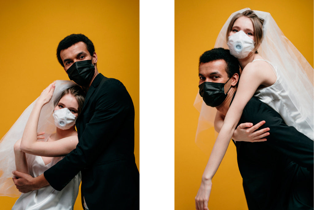 Weddings during the pandemic