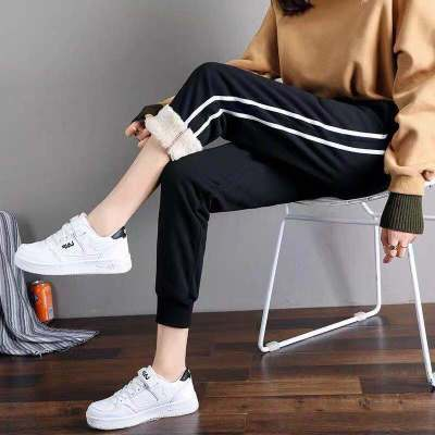 Winter Women Gym Sweatpants