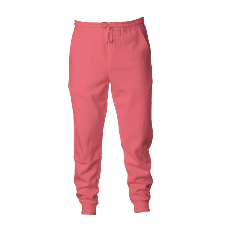 Pigment Dyed Fleece Joggers