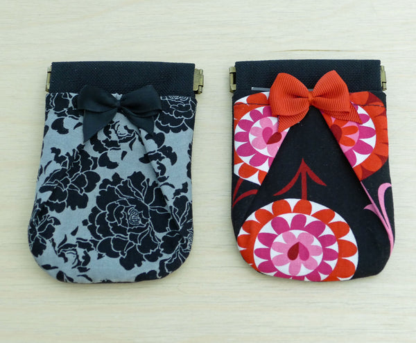Loli small wallet for Multifunction scarf