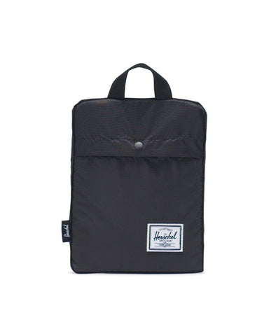 HERSCHEL ZAINO PACKABLE DAYPACK NERO - Neverland Firenze