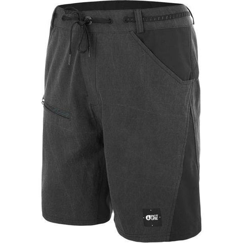 PICTURE ROBUST SHORTS BERMUDA Black Uomo