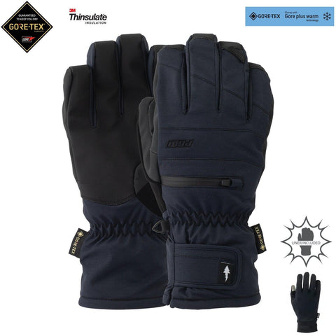 POW WAYBACK GTX SHORT GLOVE +WARM Uomo - Neverland Firenze