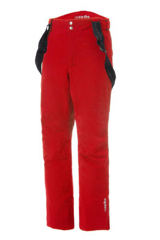 PANTALONE LOGIC EVO PANTS INU2699 RED Uomo